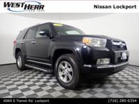 Recent Arrival! New Price! 2013 Toyota 4Runner CARFAX