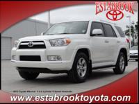 Exterior Color: blizzard pearl, Body: SUV, Engine: 4.0
