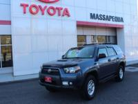 Bl 2013 Toyota 4Runner Trail 4WD 5-Speed Automatic with