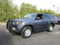 This outstanding example of a 2013 Toyota 4Runner Trail