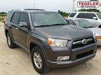 Grey 2013 Toyota 4Runner 4WD 5-Speed Automatic with