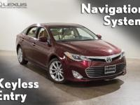6-Speed Automatic ECT-i, 2013 Toyota Avalon XLE