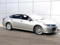 This 2013 Toyota Avalon Hybrid 4dr 4dr Sdn XLE Touring
