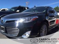 Economic and cost-effective, this 2013 Toyota Avalon