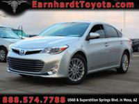 We are pleased to offer you this 2013 Toyota Avalon