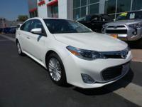 New Arrival! This 2013 Toyota Avalon Hybrid Limited