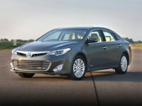 Magnetic Gray Metallic 2013 Toyota Avalon Hybrid FWD