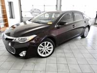 Sizzling Crimson Mica 2013 Toyota Avalon Limited FWD