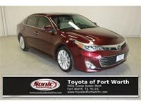 Look at this 2013 Toyota Avalon Limited. Its Automatic