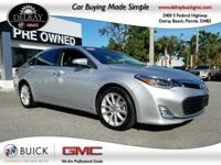 Options:  2013 Toyota Avalon Limited| |4-Wheel