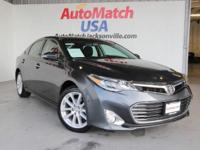 2013 Toyota Avalon Sedan Limited Our Location is: