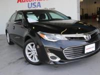2013 Toyota Avalon Sedan XLE Our Location is: AutoMatch