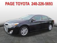 6-Speed Automatic ECT-i, ABS brakes, Alloy wheels,