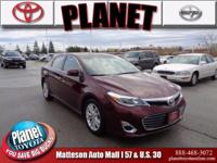 Certified. CARFAX One-Owner. Toyota Certified, 6-Speed