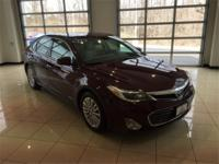 Recent Arrival! Moulin Rouge Mica Toyota Avalon Hybrid