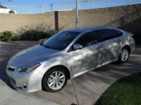 Check out this Avalon XLE! In perfect shape, with low