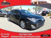 CARFAX 1-Owner, Toyota Certified, LOW MILES - 41,514!