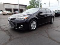 Toyota Certified, 6-Speed Automatic ECT-i, ABS brakes,
