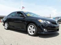 Drivers only for this sleek and agile 2013 Toyota Camry