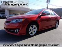 2013 Toyota Camry 4 Dr Sedan SE Our Location is: Toyota