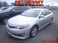 2013 Toyota Camry 4 Dr Sedan SE Our Location is: Bill