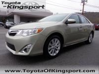 2013 Toyota Camry 4 Dr Sedan XLE Our Location is: