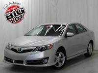 Camry SE, Toyota Certified, Classic Silver Metallic,