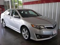 Camry SE, 4D Sedan, 2.5 L I4 SMPI DOHC, 6-Speed