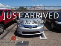 Certified. **One Owner**, -Clean Carfax-, Camry Hybrid