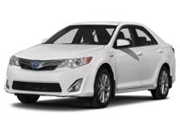 Options:  2013 Toyota Camry Hybrid |2 Years Maintenance