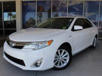 Camry Hybrid XLE, ABS brakes, Compass, Electronic