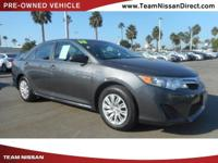 Options:  2013 Toyota Camry Hybrid Le|Gray/|V4 2.5L