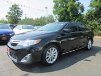 This Certified 2013 Toyota Camry Hybrid is a dream