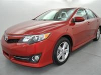 Inspect out Camry's wild side!!! Camry SE is looking