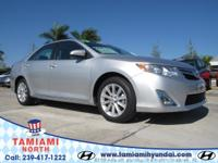 Come see this 2013 Toyota Camry L. It has an Automatic
