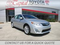 Toyota Certified, CARFAX 1-Owner, Excellent Condition.