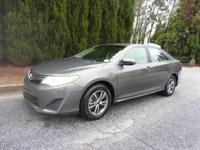 We are excited to offer this 2013 Toyota Camry. This