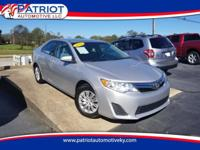 2013 Toyota Camry LE. This Camry Has Power Seats Power