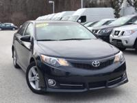 2013 Toyota Camry Grey 25/35 City/Highway MPG Awards: