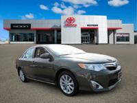 This Certified 2013 Toyota Camry is a dream machine