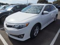 Recent Arrival! 2013 Toyota Camry SE NavigationClean