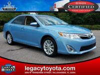 CARFAX One-Owner. TOYOTA CERTIFIED, LOCAL TRADE-IN,