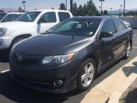 Look at this 2013 Toyota Camry . Its Automatic