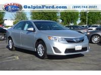 2013 Toyota Camry LE 4D Sedan LE Our Location is: