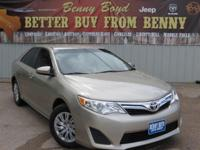 (512) 948-3430 ext.1343 This 2013 Camry is priced in