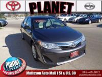 Certified. Carfax One-Owner. Toyota Certified, Gray,