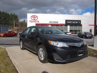ONE OWNER!! 2013 CAMRY LE!! TOYOTA CERTIFIED 7