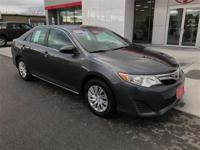 Options:  2013 Toyota Camry Le|Do You Want It