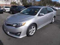~ 2013 Toyota Camry LE ~ CARFAX: Buy Back Guarantee,