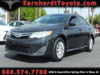 We are pleased to offer you this 1-OWNER 2013 TOYOTA
